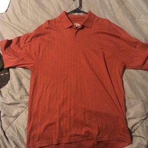 Haggar men's short sleeve dress shirt